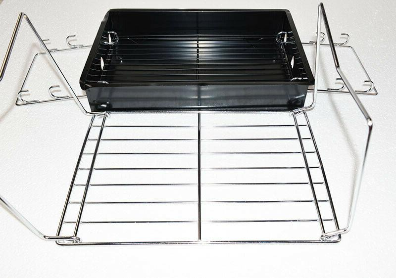 INTBUYING Barbecue Grills BBQ Charcoal