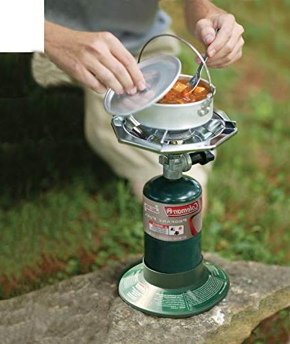 "Coleman Stove,Green,6.62"" W x"