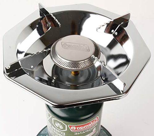 "Coleman Stove,Green,6.62"" H x W x"