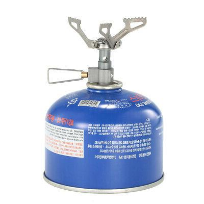 BRS-3000T Outdoor Folding Mini Camping Gas Stove Portable Co
