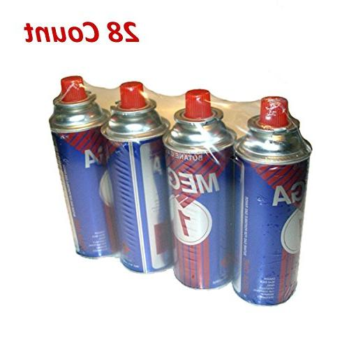 butanel fuel canisters