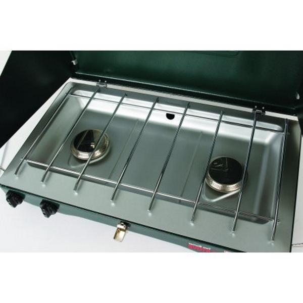 CAMP STOVE PROPANE Burner Outdoor Portable Cooking