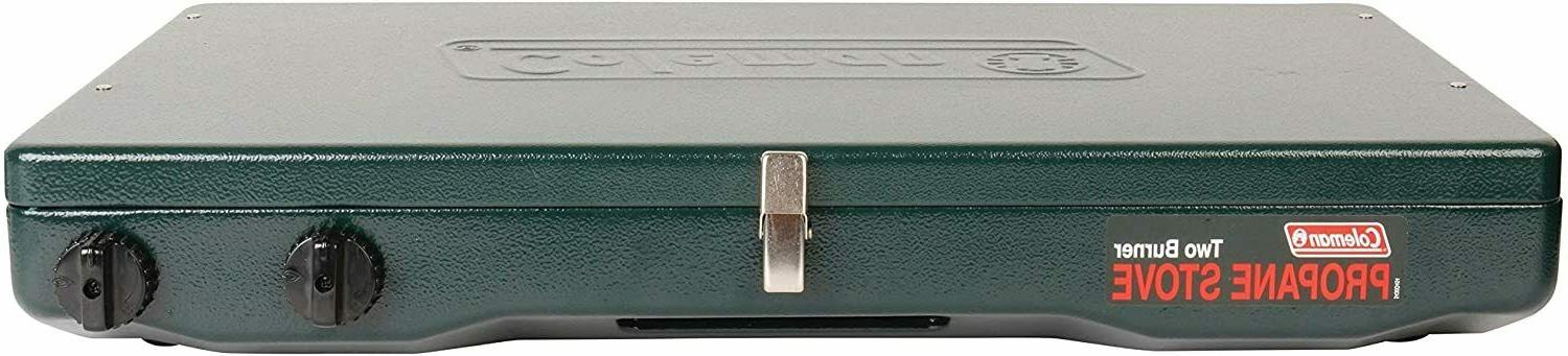 Coleman Gas Stove Classic with Burner Panel