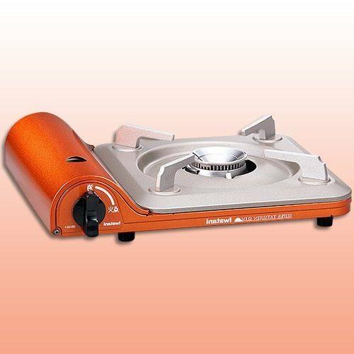 Portable Propane Gas Stove DOUBLE Burner CAMPING TAIL GATE T