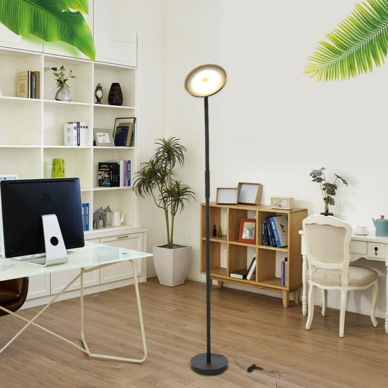 Dimmable LED Standing Home Dimmable w/Remote