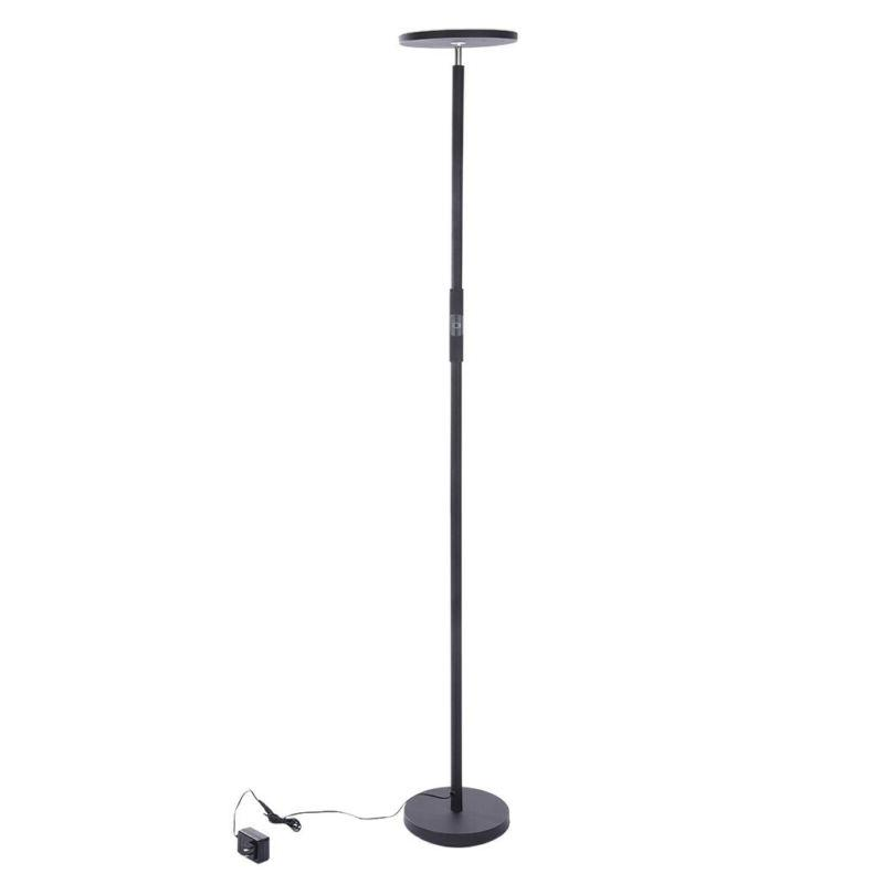 Dimmable LED Standing Reading Home Office Dimmable w/Remote