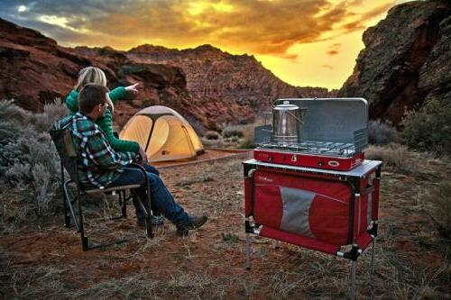 Camp Everest High-Output Two Stove