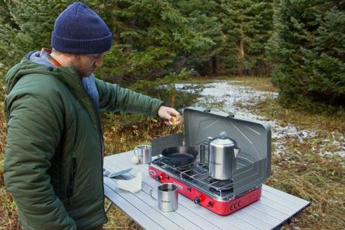 Camp Two Burner Camping 40,000 NEW!