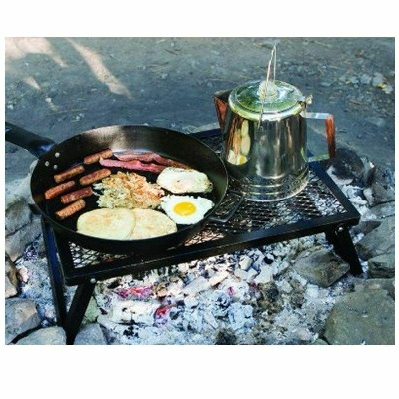 Foldable Camping Black Cooking Outdoor