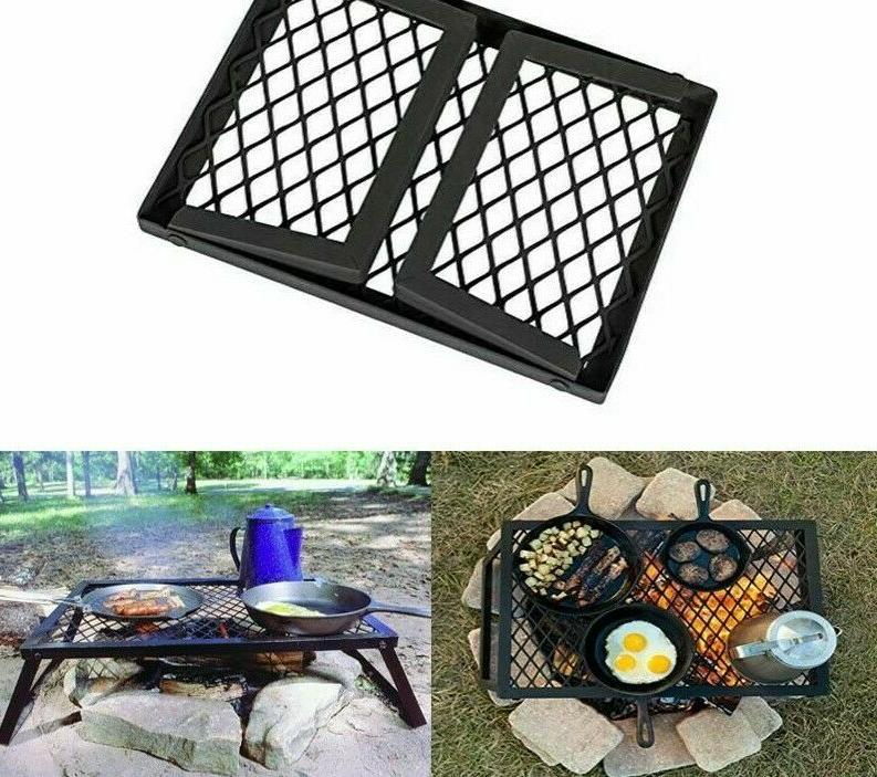 Foldable Camping Black Cooking