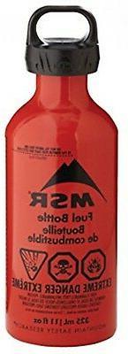 MSR Liquid Fuel Bottle, 11-Ounce