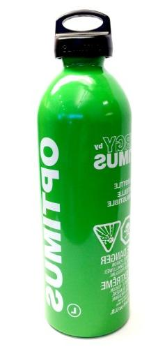 Optimus Fuel Bottle with Child Safe Cap, 1-Liter, Holds 890m