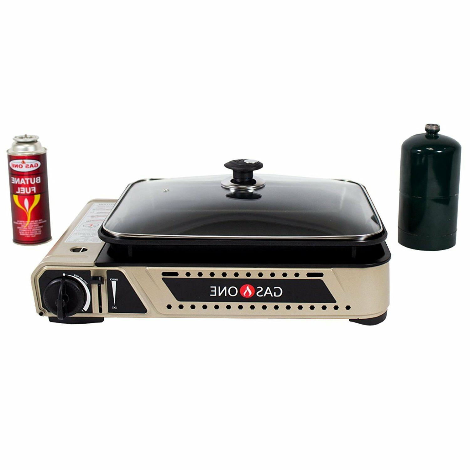 Portable Gas Burner and and Butane One *NEW