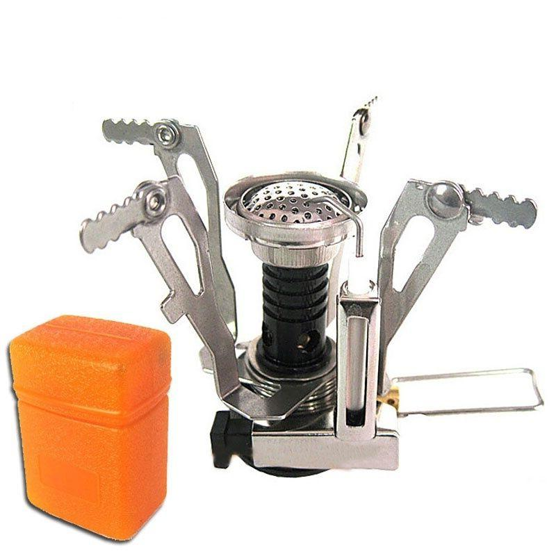 Outdoor Portable Mini Ultralight Gas Burner Camping Gas Stov