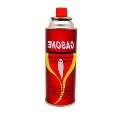 new 801471 sun butane gas fuel canister