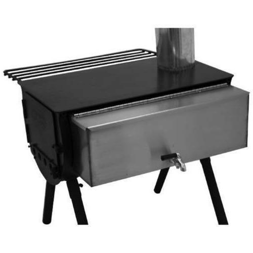 NEW Chef Stove Camping Outdoor Stainless