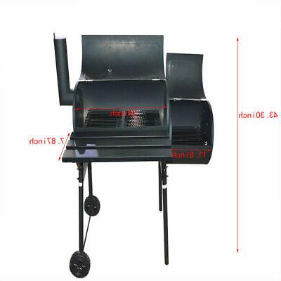 outdoor bbq grill camping garden charcoal barbecue