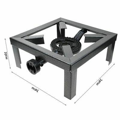 Outdoor Camping Single Burner Cast Boiling Ring