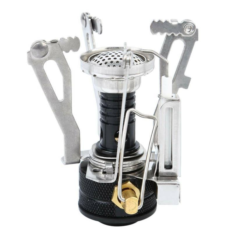 Outdoor Picnic Portable Burner Hiking Mini Stove