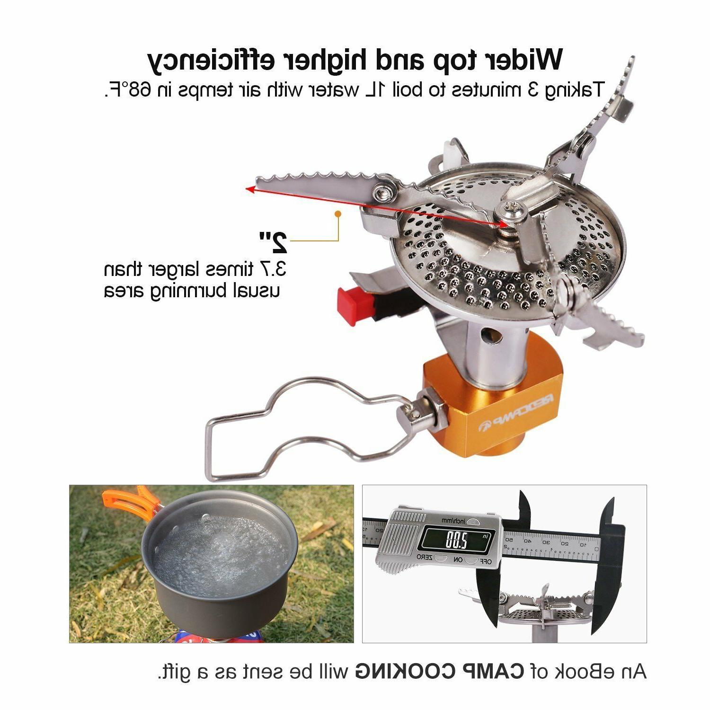 3500W Picnic Gas Burner Mini