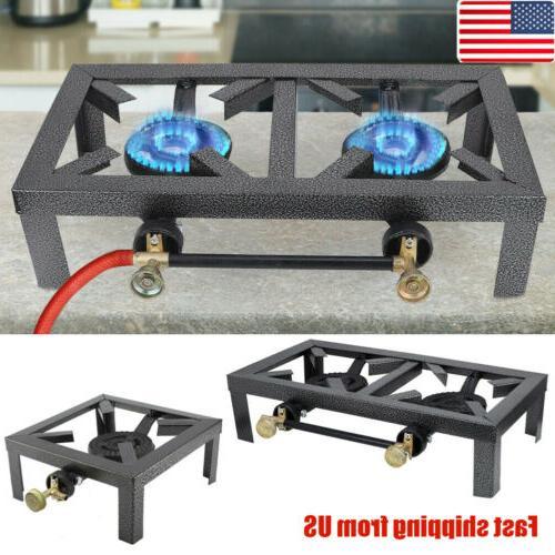Portable Burner Iron Propane Gas