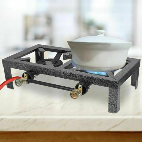 Portable Burner Cast Propane LPG Outdoor Cooker USA