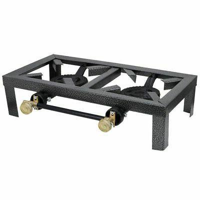 Portable Double/Single Burner Propane