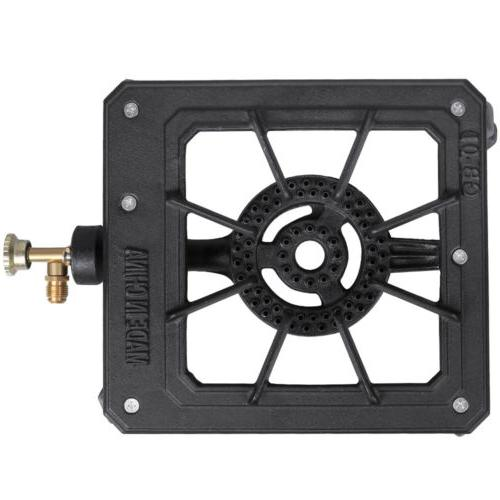 Portable Stove Burner Gas Outdoor Cooker