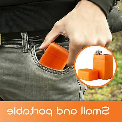 Portable Steel Outdoor Picnic Hiking Mini Gas Burner