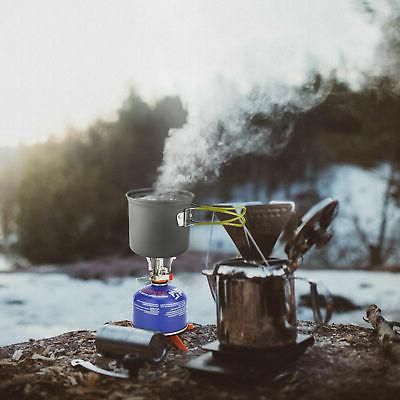 Portable Camping Steel Outdoor Mini Gas
