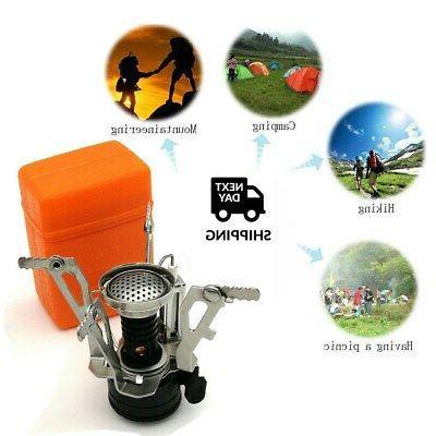 Portable Outdoor Mini Gas Burner