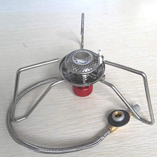 portable folding gas stove burners