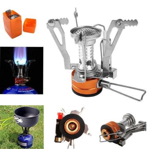 Portable Gas Butane Propane Burner Outdoor