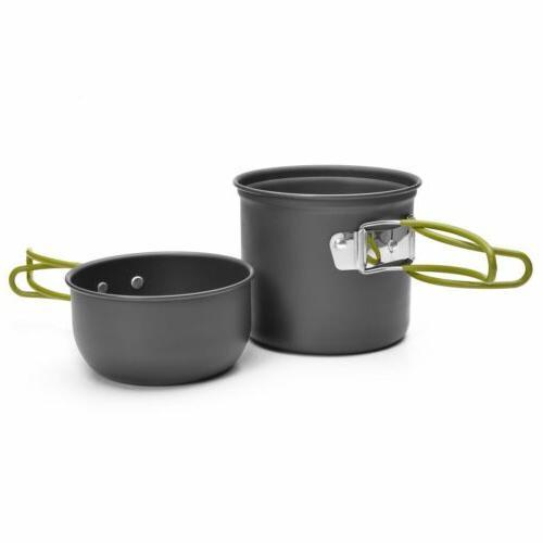 Portable Camping Butane Hiking Cookware