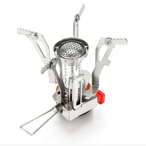 Portable Camping Cooking