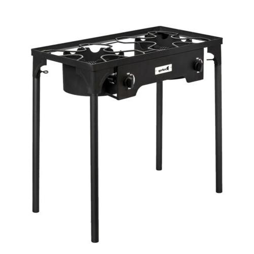 Portable 150,000-BTU Burner Cooker Outdoor