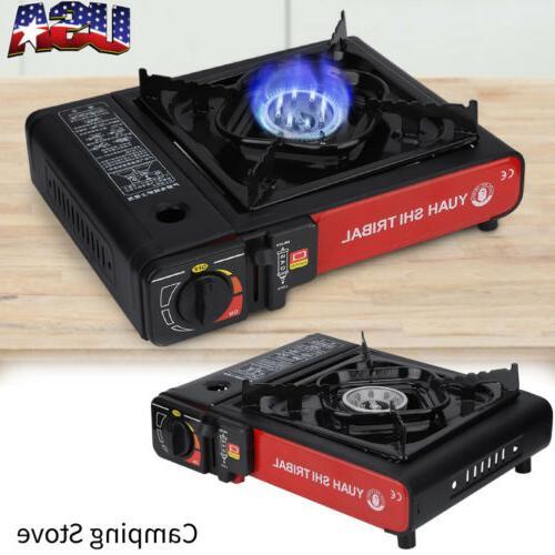 Portable Black Outdoor Picnic PRO Gas Travel