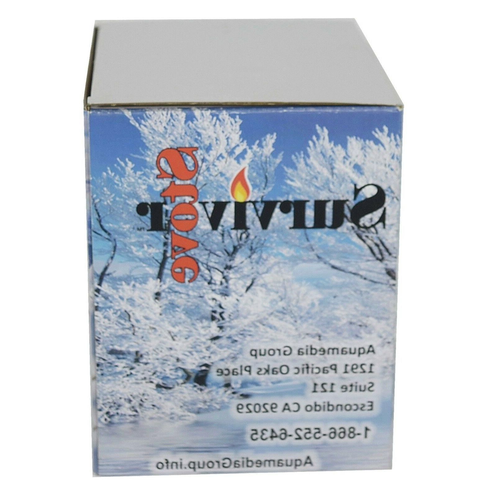 Portable Coleman-Style Survival Emergency