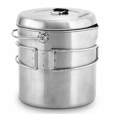 pot 1800 stainless steel companion