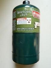 16.4oz Coleman Propane Fuel 1lb Tank Camping Cylinder