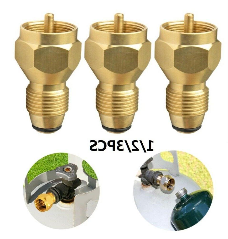 propane refill adapter lp gas 1 lb