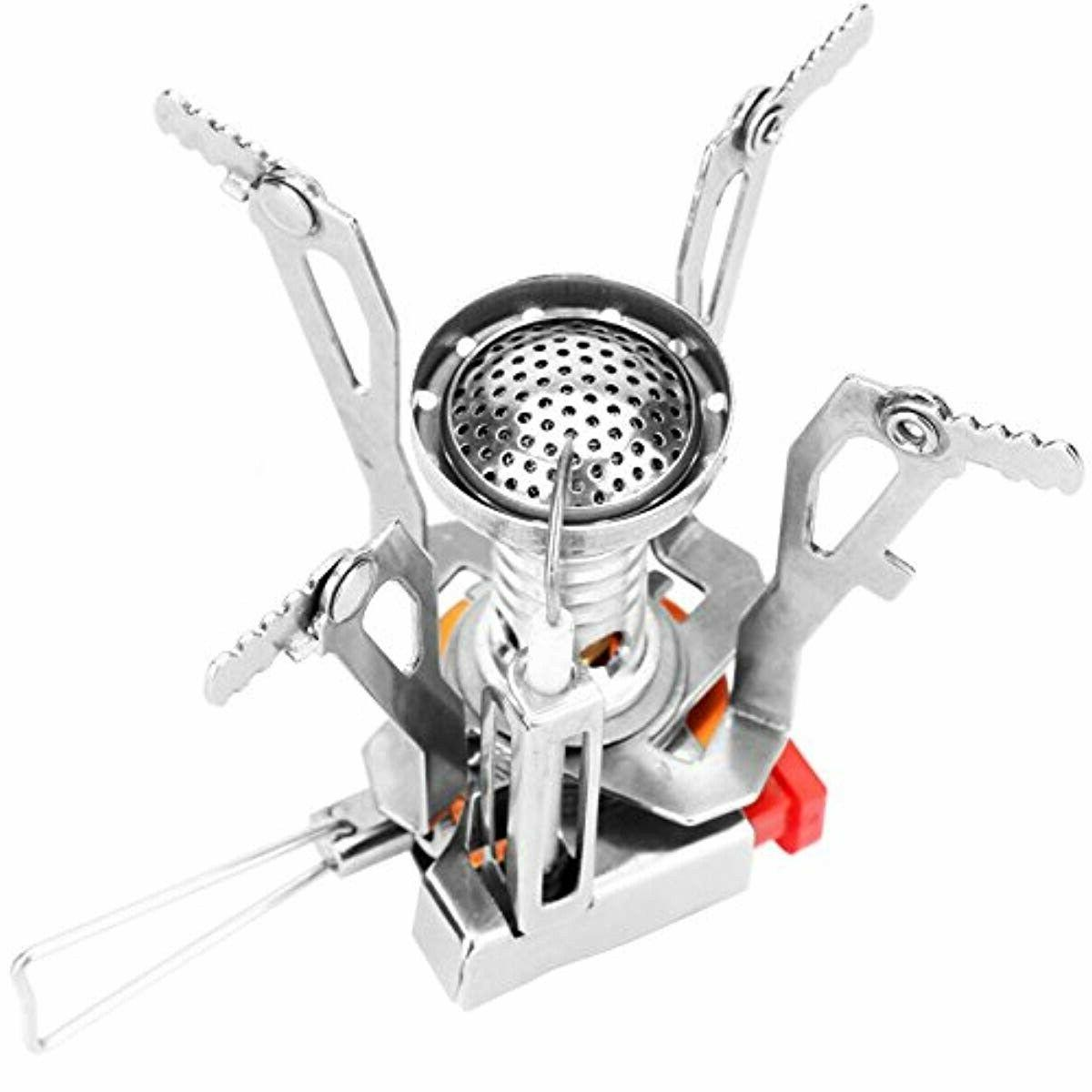 REEHUT Ultralight Camping Stoves Backpacking Stove with