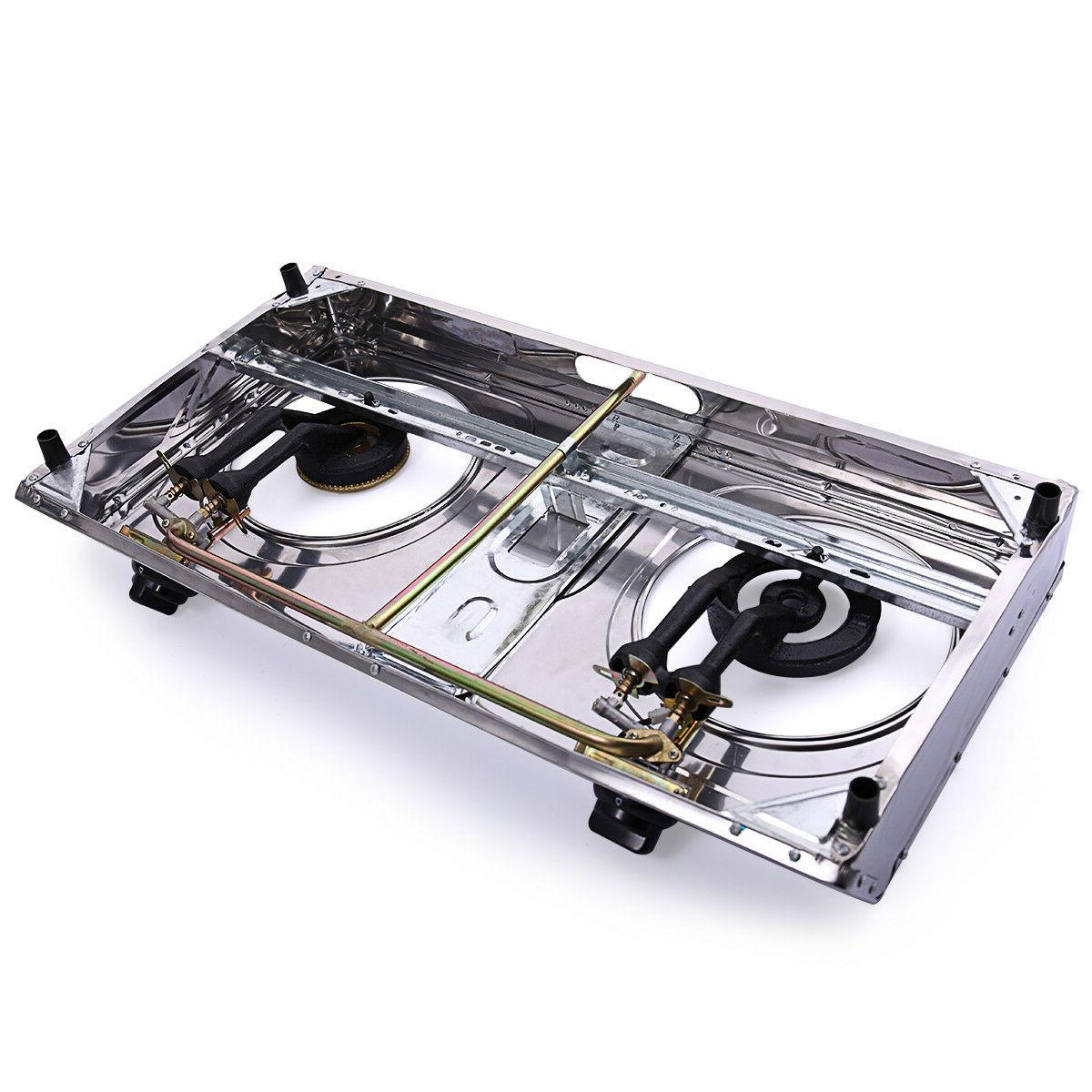 Stainless Gas, Portable Propane Stove Outdoor