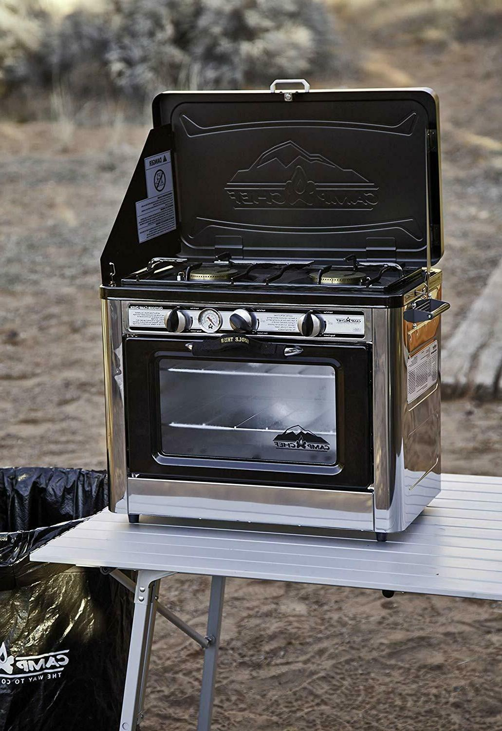 stove oven propane table stoves outdoor pizza