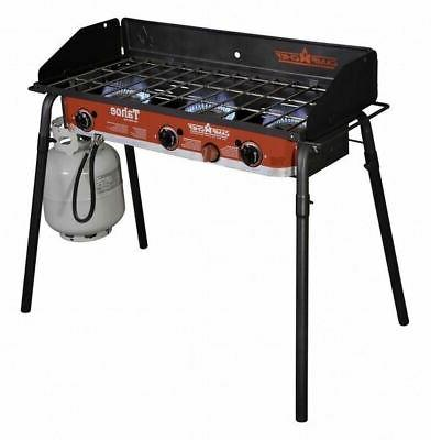 Camp Chef TB90LW Tahoe Deluxe 3 Burner Grill