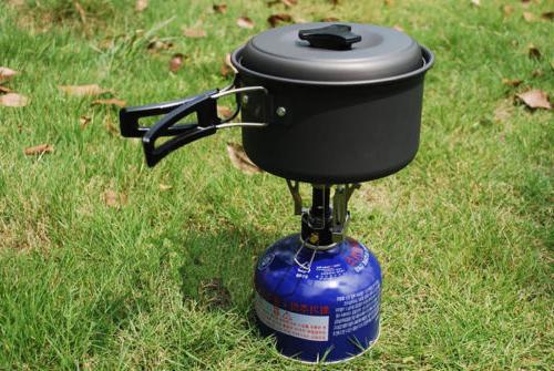 Ultralight Backpacking Propane Outdoor Stove Burner