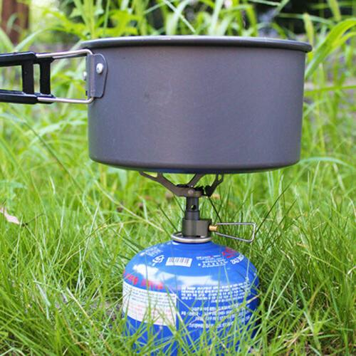 Ultralight Butane Propane Camp Gas Stove Burner