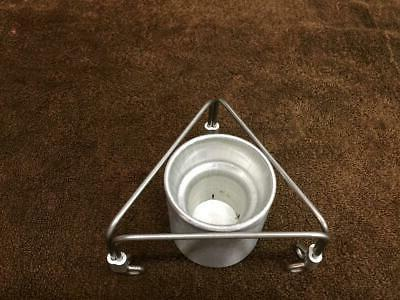 white alcohol stove backpacking