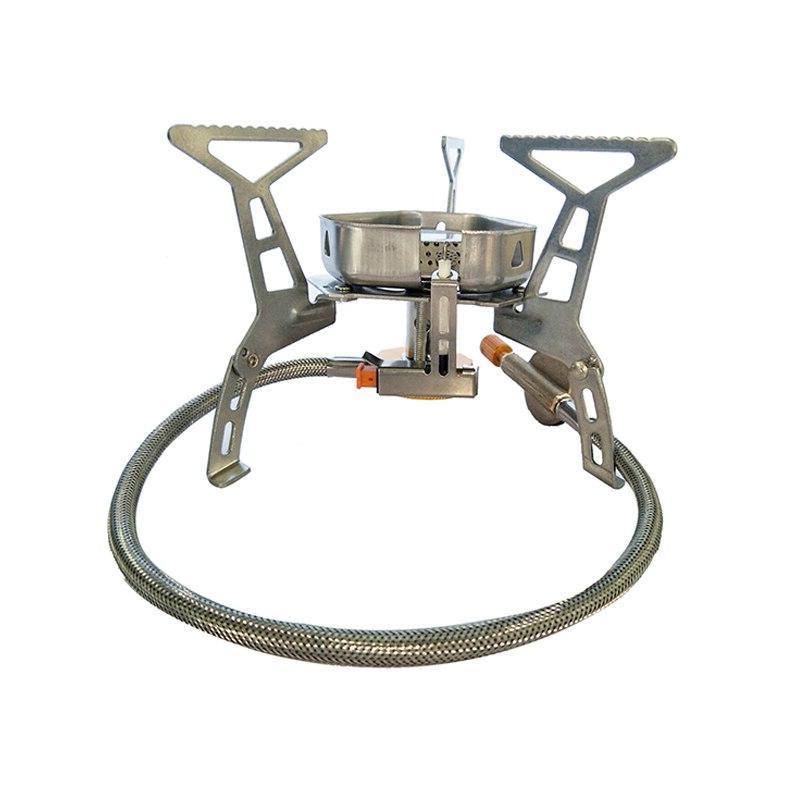 Wind burner <font><b>camping</b></font> <font><b>stove</b></font> lighter tourist equipment cylinder <font><b>propane</b></font> grill