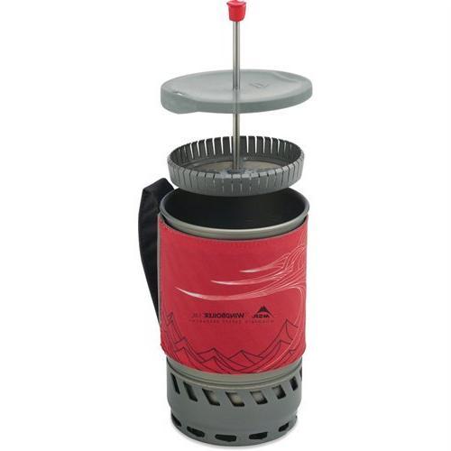 windburner coffee press kit